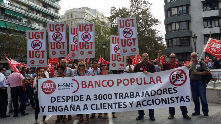 Banco Popular Cierra 15 Oficinas En La Provincia De