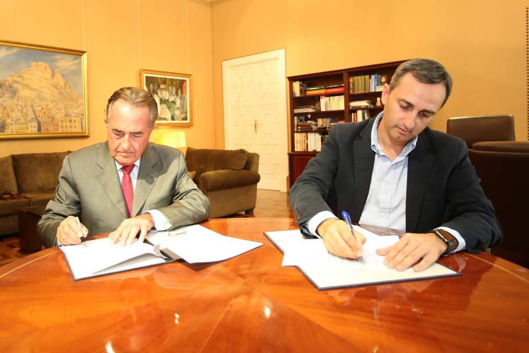 La diputaci n financiar con euros la red for Viveros sanchez