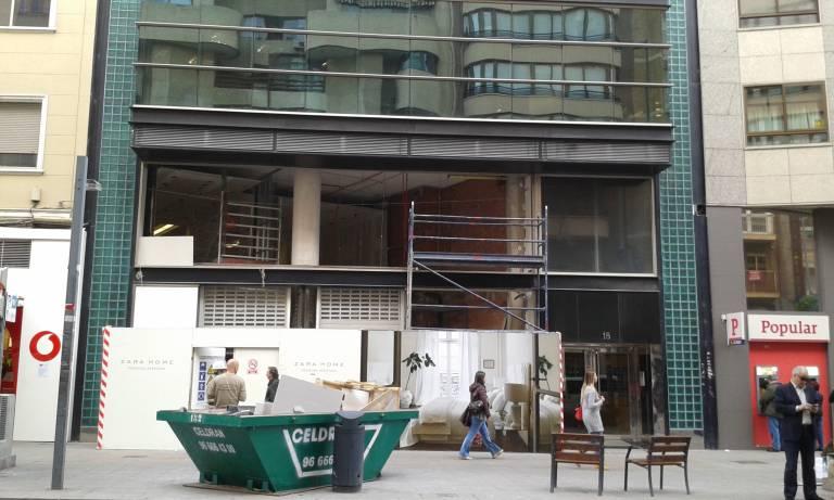 borgoña analogía entrega a domicilio  Inditex crece en la milla de oro de Alicante con un Zara Home de dos  plantas: su sexta gran tienda - Alicanteplaza