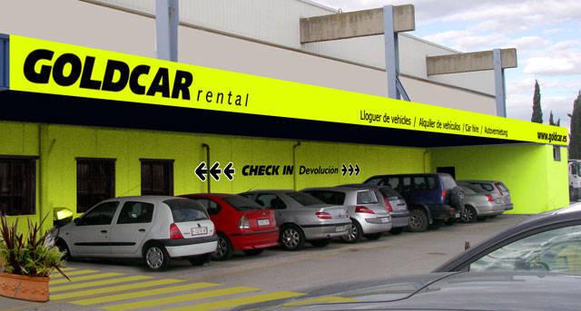 Goldcar se refuerza en italia con 7 nuevas oficinas y abre for Oficinas goldcar