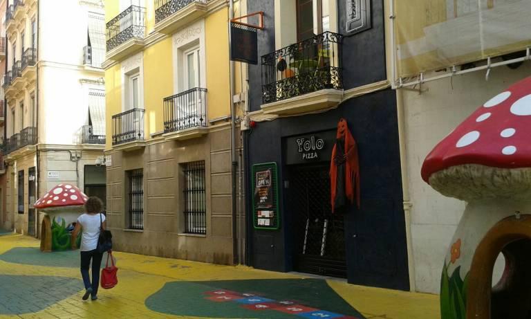 Urbanismo cierra un restaurante gestionado por la exedil - Alicante urbanismo ...
