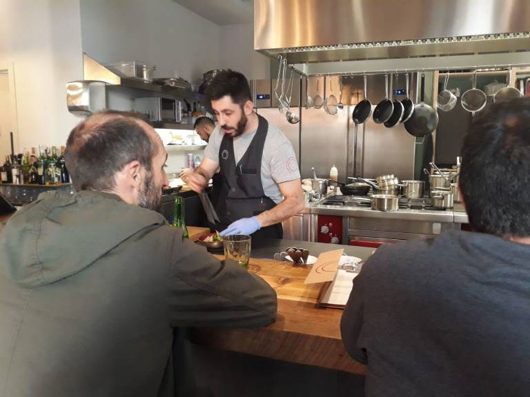 39 open 39 un nuevo concepto de cocina abierta para la zona for Concepto de cocina abierta
