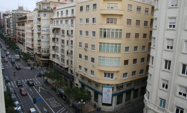 La fundaci n bancaja alquila su sede en la rambla de for Inmobiliaria bancaja