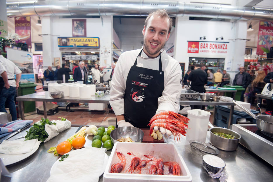FotogalerÍa concurso de cocina creativa gamba roja de dénia (foto ...