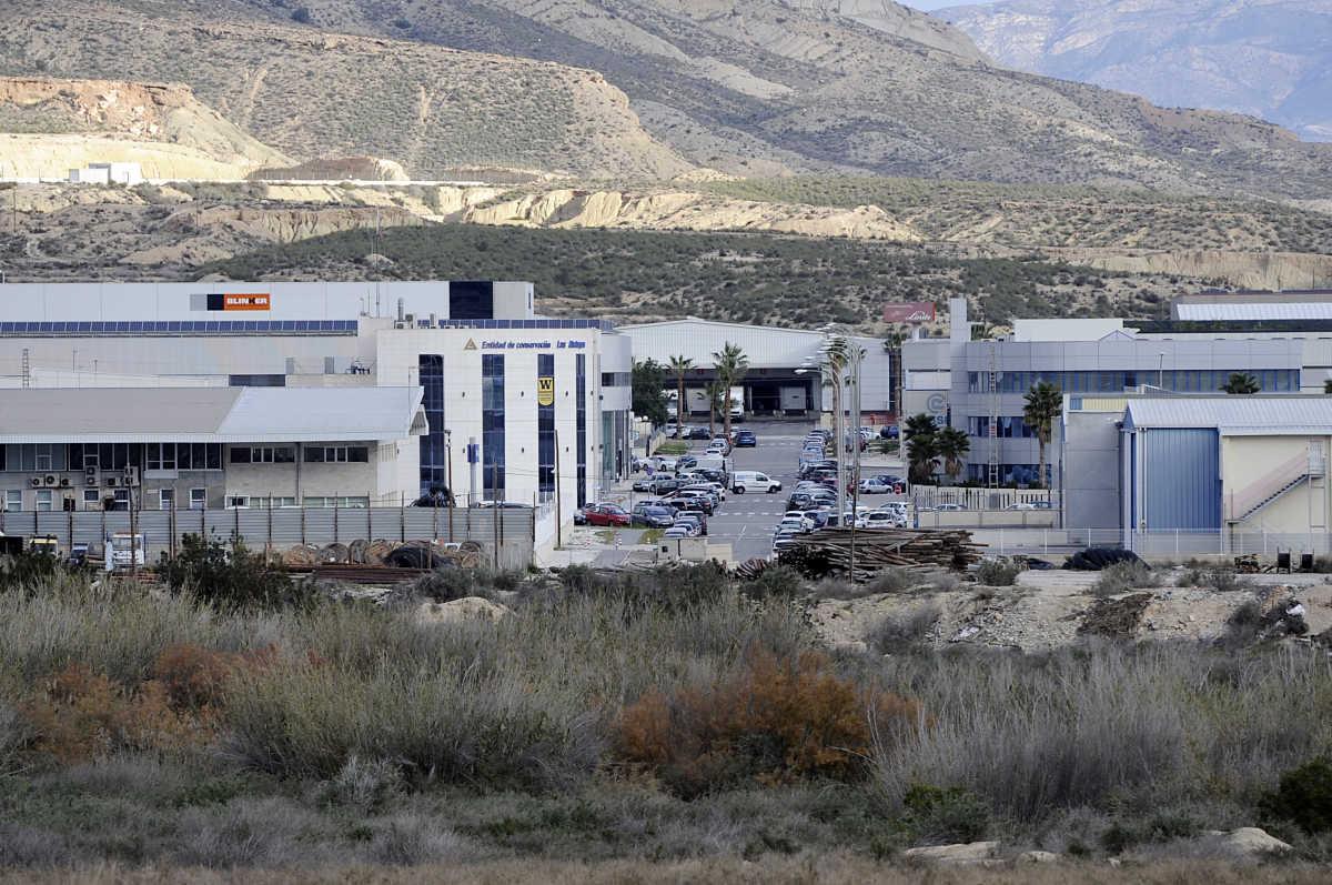 Este es el mapa de la expansi n industrial de alicante - Alicante urbanismo ...