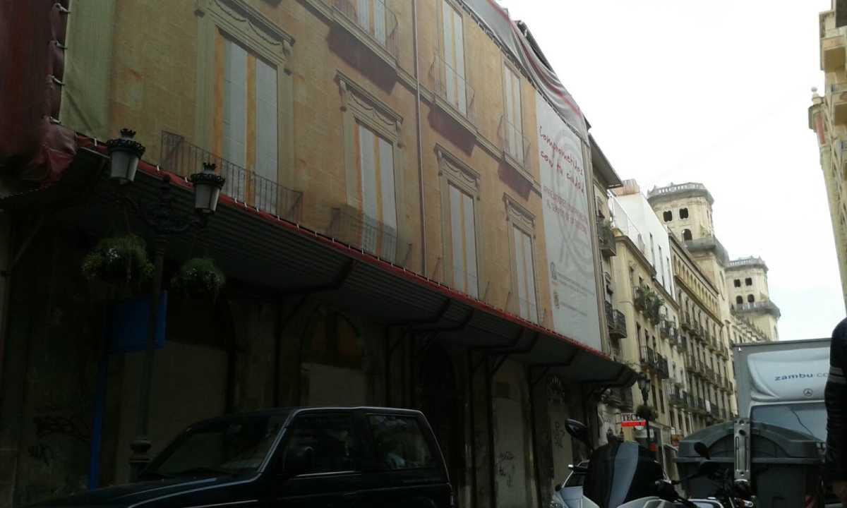 Los aparejadores piden permiso para promover apartamentos for Licencia apartamento turistico madrid