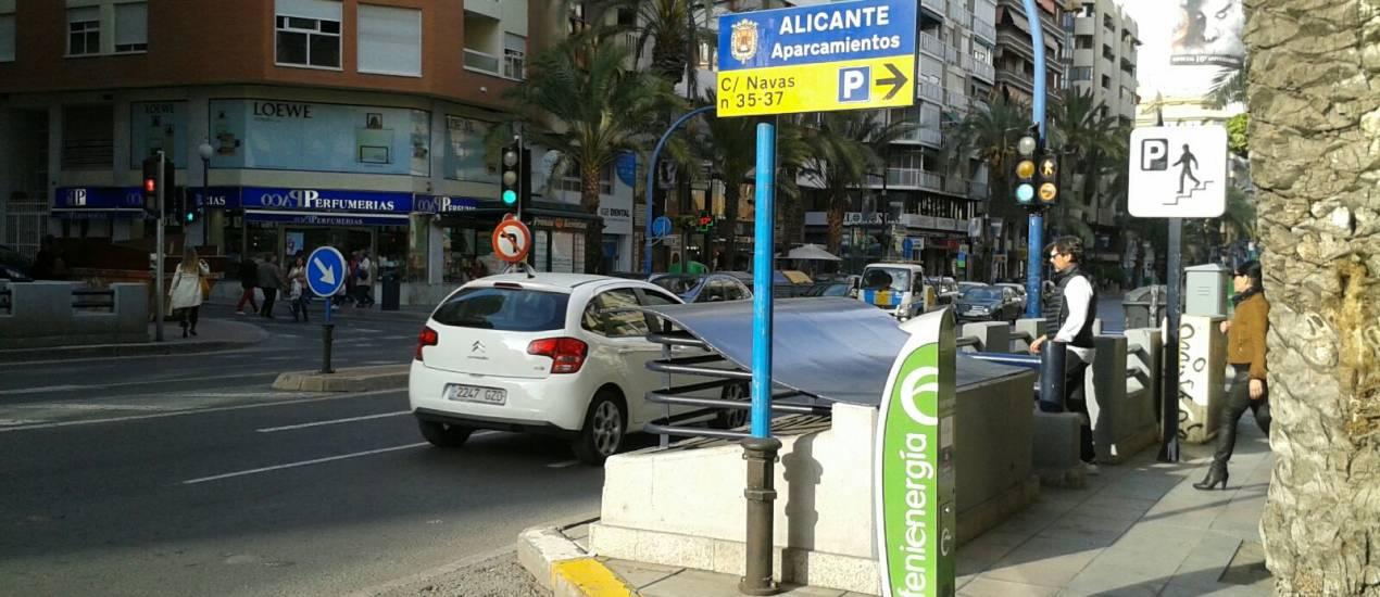 Alicanteplaza for Oficina trafico alicante