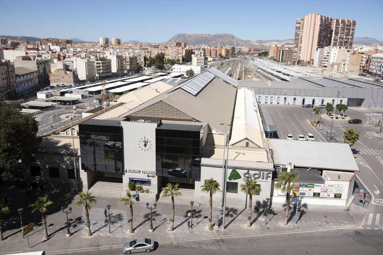 Urbanismo defiende la protecci n de renfe frente al - Alicante urbanismo ...