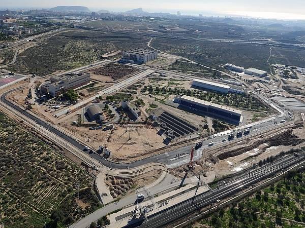 Un total de 16 empresas optan a urbanizar la ampliaci n de - Constructoras elche ...