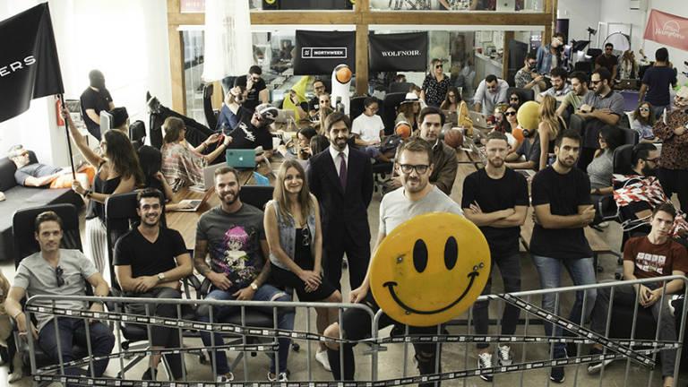 Hawkers traslada la sede de su grupo matriz al 39 distrito for Oficinas mercadona barcelona