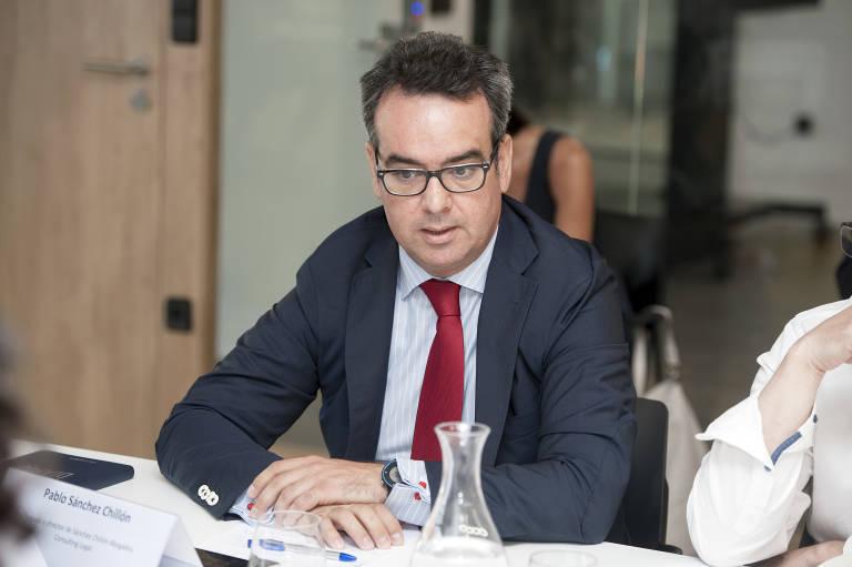"""Pablo Sánchez Chillón: """"Vamos a formar a los mejores profesionales en Comunicación Política y Asuntos Públicos"""""""