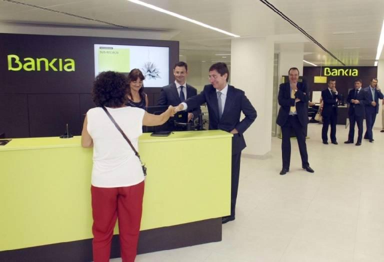 Bankia cerrar 26 oficinas 18 de bmn en menos de un mes for Oficinas bankia alicante