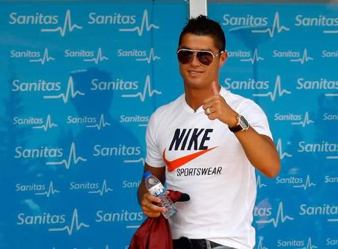 cad9a55f9e El día en que Cristiano Ronaldo pudo ser inversor de Hawkers (y Nike no  quiso)