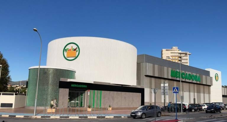 Mercadona Inaugura Sus Primeras Tiendas Eficientes En Calp Y San