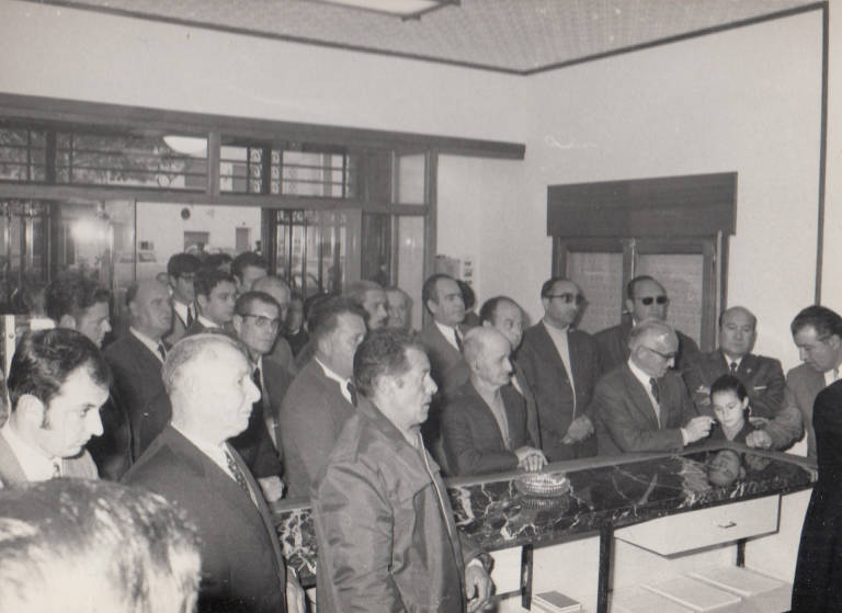 Caixaltea conmemora su medio siglo de vida con la for Cajamar valencia oficinas