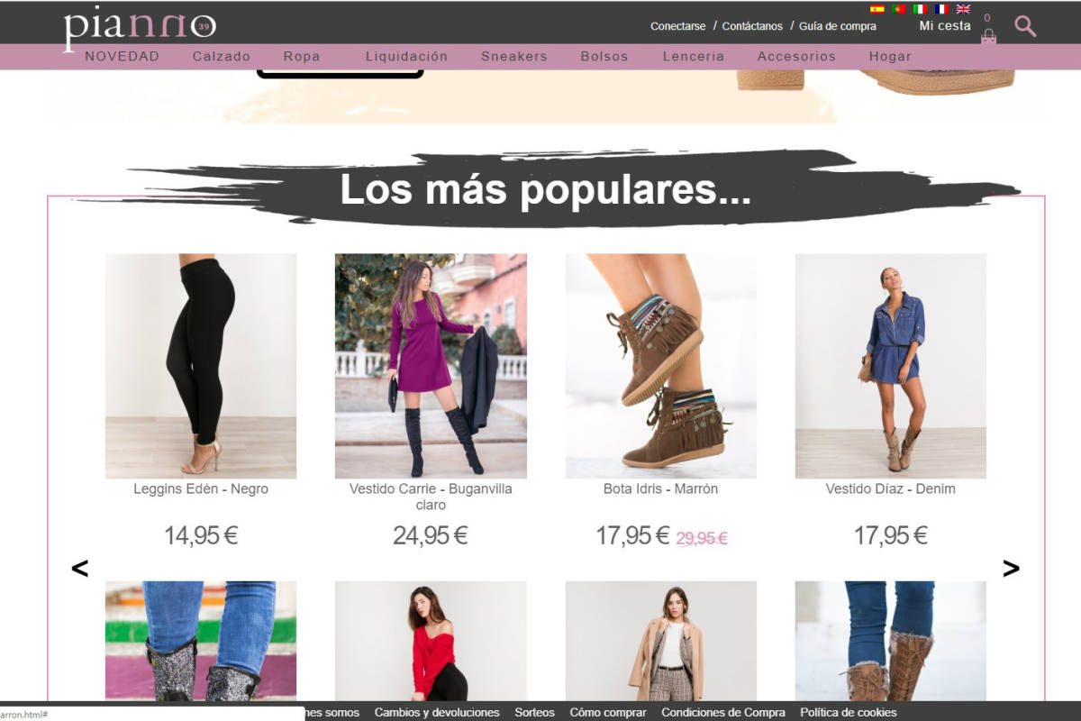 Pianno 39 La Tienda Alicantina De Ropa Que Vende Un Articulo Al Minuto A Traves De Facebook Alicanteplaza