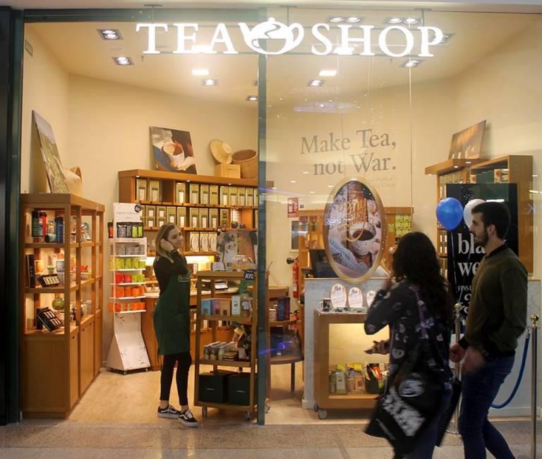 Cambios en el centro de elche tea shop se traslada a l - Franquicia tea shop ...