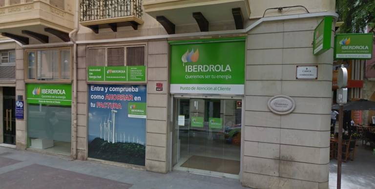 Las oficinas de iberdrola tambi n abandonan la corredora de elche y se trasladan a calle la - Oficinas de iberdrola en madrid ...
