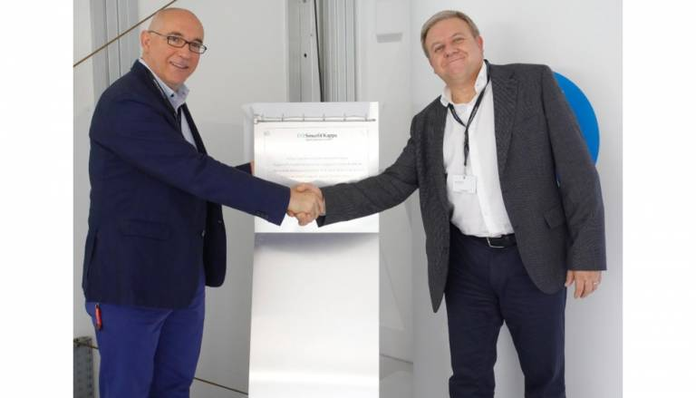 Las dos plantas de Smurfit Kappa en Alicante facturaron 119 millones en  2017 8d2a65d50077e