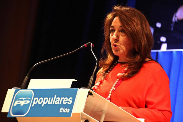La senadora del pp adela pedrosa declara que ricardo costa for Inmobiliaria pedrosa