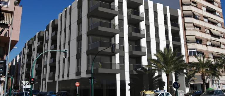 3947ff80ce2 Urbanismo Sostenible y Grupo Quirant refuerzan al sector de la construcción  en Elche  32 nuevas viviendas en total