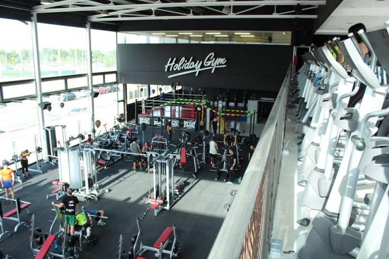La cadena de gimnasios holiday gym se instala en elche for Cadena gimnasios