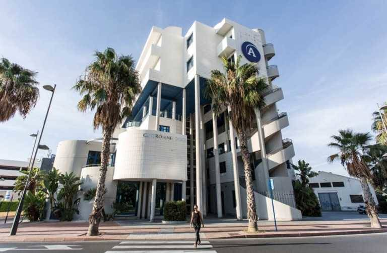 Ineca se muda al centro de negocios del puerto para ganar - Centro negocios alicante ...