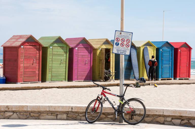 """Resultado de imagen de lavabos publicos playas valencia"""""""