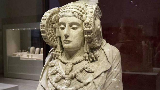 Elche conmemora el descubrimiento de la Dama de Elche y reivindica ...
