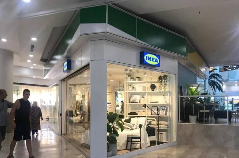 ikea alicante centro comercial gran via