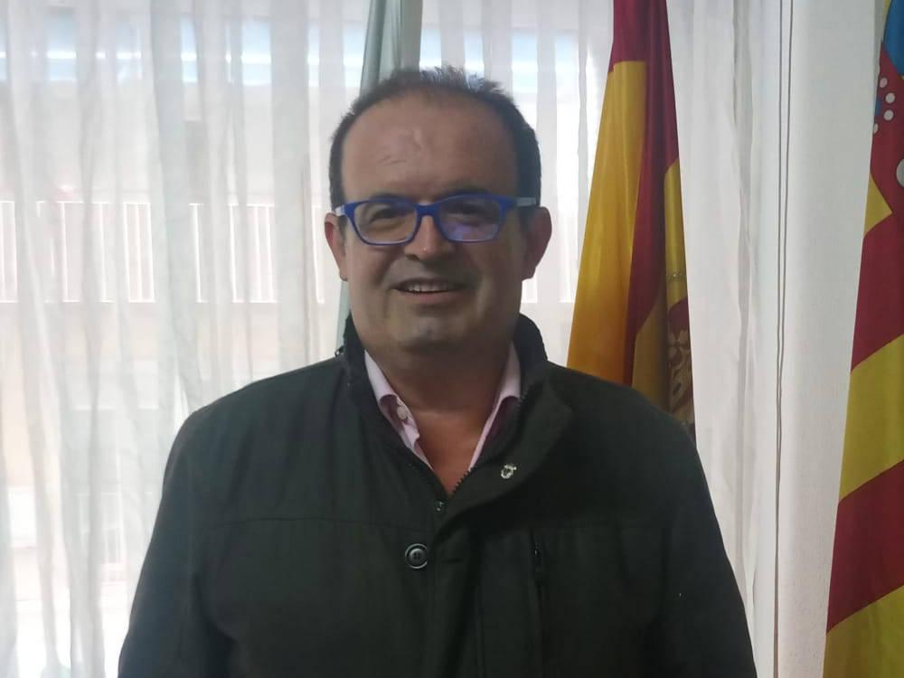 Diego Menor, en su domicilio, desde donde nos atiende por teléfono. Foto: AP