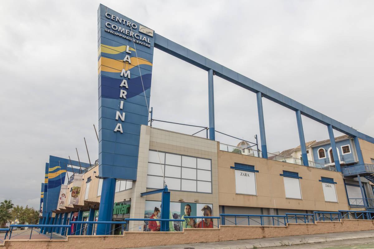 El Centro Comercial La Marina De Finestrat Abrirá En La Fase 2 Con Todas Sus Tiendas Operativas Alicanteplaza