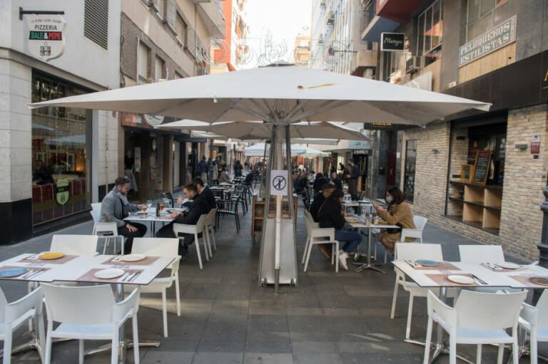 El fondo de rescate de 120 millones no convence a la hostelería de  Alicante: