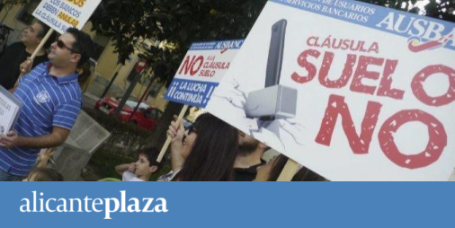 El gobierno fijar una soluci n extrajudicial gratuita for Clausula suelo 3 meses