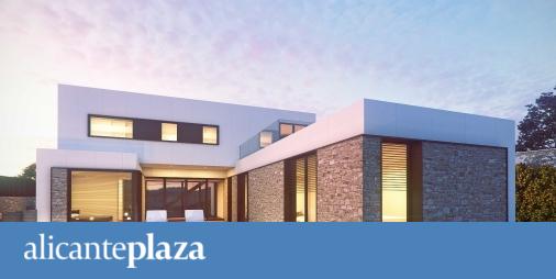Casas inhaus la compa a valenciana que triunfa con sus casas prefabricadas de lujo alicanteplaza - Casas prefabricadas low cost ...