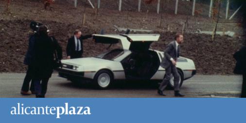 John DeLorean: un ejecutivo de éxito con el ego herido es capaz de lo peor