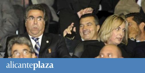 Todo listo para el juicio del 'amaño' del PGOU de Alicante, pendiente de la validez de las escuchas